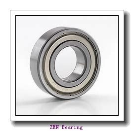 7 mm x 22 mm x 7 mm  ZEN S627-2RS deep groove ball bearings