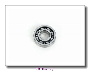 5 mm x 19 mm x 6 mm  ZEN SF635-2RS deep groove ball bearings