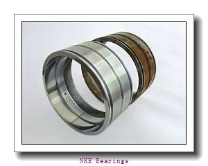 110 mm x 170 mm x 45 mm  NKE NCF3022-V cylindrical roller bearings
