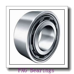 120 mm x 215 mm x 58 mm  FAG 22224-E1-K + H3124 spherical roller bearings