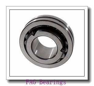 20 mm x 47 mm x 14 mm  FAG 30204-A tapered roller bearings