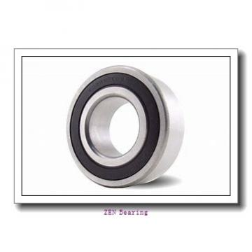 2 mm x 6 mm x 3 mm  ZEN F692-2Z deep groove ball bearings