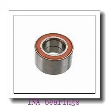 170 mm x 215 mm x 45 mm  INA SL024834 cylindrical roller bearings