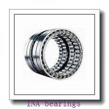 160 mm x 220 mm x 116 mm  INA SL12 932 cylindrical roller bearings