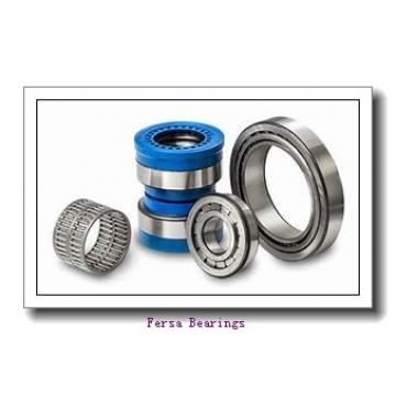 30 mm x 80 mm x 21 mm  Fersa F19078 cylindrical roller bearings