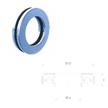 Fersa F15060 thrust ball bearings