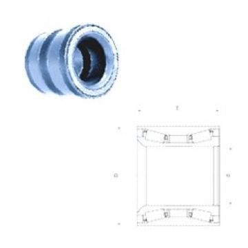 Fersa F15121 tapered roller bearings