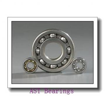 AST H7036C/HQ1 angular contact ball bearings