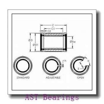 AST 693H deep groove ball bearings