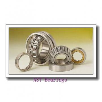 AST 7236AC angular contact ball bearings