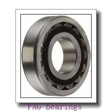 45 mm x 95 mm x 26,5 mm  FAG T7FC045 tapered roller bearings