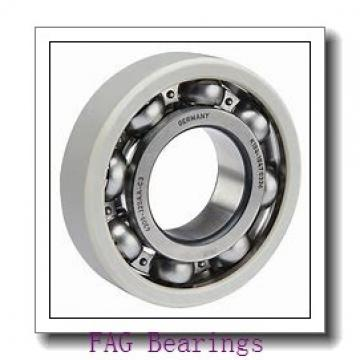 55 mm x 90 mm x 23 mm  FAG 32011-X tapered roller bearings