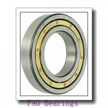 35 mm x 55 mm x 10 mm  FAG 61907-2Z deep groove ball bearings