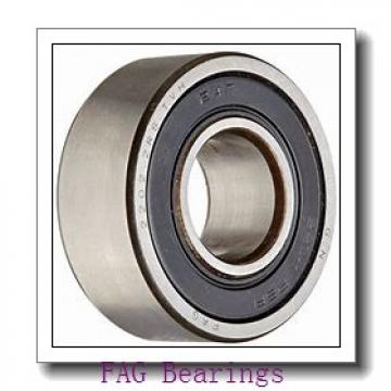 45 mm x 85 mm x 23 mm  FAG 4209BTVH deep groove ball bearings