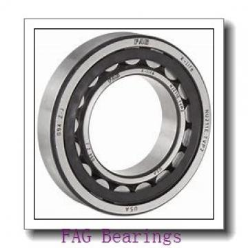 75 mm x 130 mm x 25 mm  FAG 7602075-TVP thrust ball bearings