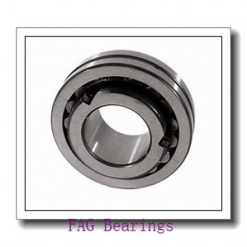 85 mm x 180 mm x 60 mm  FAG 22317-E1-K + H2317 spherical roller bearings