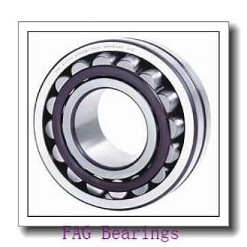 380 mm x 520 mm x 106 mm  FAG 23976-K-MB + H3976-HG spherical roller bearings