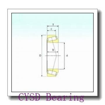 60 mm x 130 mm x 46 mm  CYSD 32312 tapered roller bearings