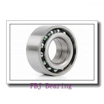 31.75 mm x 69,85 mm x 25,357 mm  FBJ 2580/2523 tapered roller bearings