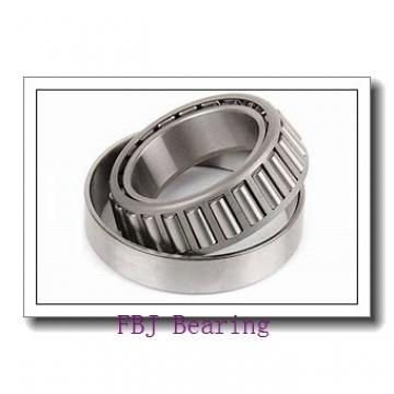 80 mm x 170 mm x 39 mm  FBJ QJ316 angular contact ball bearings