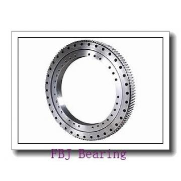 95 mm x 170 mm x 43 mm  FBJ 22219 spherical roller bearings
