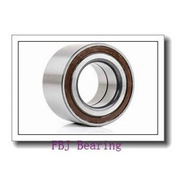 12,7 mm x 28,575 mm x 7,938 mm  FBJ FR8ZZ deep groove ball bearings