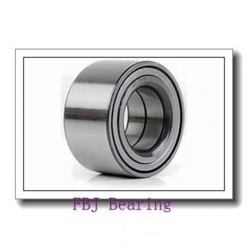 75 mm x 160 mm x 68,3 mm  FBJ 5315-2RS angular contact ball bearings