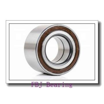 55 mm x 100 mm x 25 mm  FBJ 2211 self aligning ball bearings