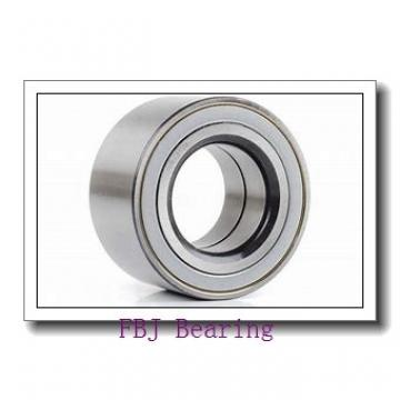 25 mm x 47 mm x 12 mm  FBJ 6005-2RS deep groove ball bearings