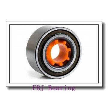 50 mm x 90 mm x 20 mm  FBJ 6210-2RS deep groove ball bearings