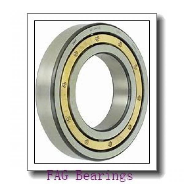 180 mm x 280 mm x 46 mm  FAG B7036-C-T-P4S angular contact ball bearings #2 image