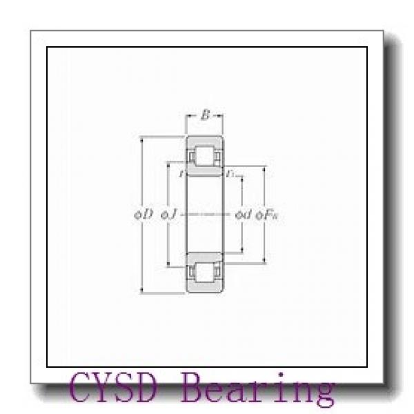 85 mm x 150 mm x 28 mm  CYSD 6217-2RS deep groove ball bearings #1 image